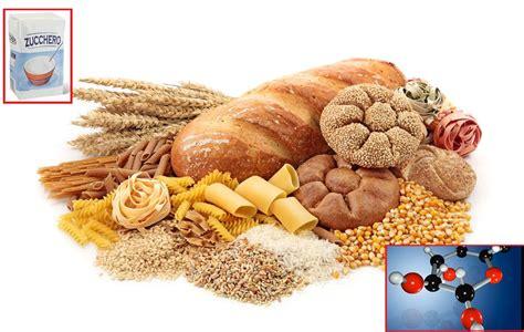 alimenti bodybuilding gli alimenti contengono carboidrati
