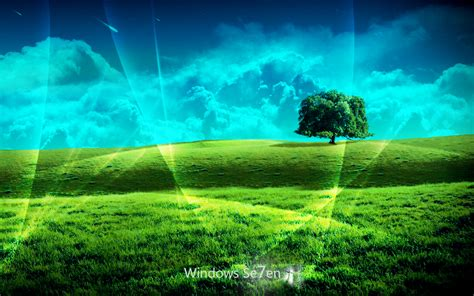 imagenes de paisajes windows 7 1680x1050 windows 7 plain desktop pc and mac wallpaper
