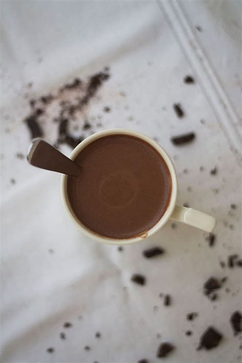 Chocolate Ption 1 In Winter by Thick And Coconut Milk Chocolate Paleo Gluten