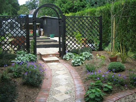 long narrow backyard landscaping ideas garden design ideas long narrow gardens interior