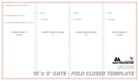 gate fold brochure template 17 gate fold brochure template metro single gate fold
