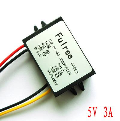 Step Dc 17 55v To 12v 5a Car Power Supply Converter 8 55v to 5v step 3a 15w 550503 current logic expert of dc dc converter
