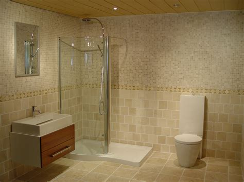 Shower Tile Ideas Small Bathrooms by Home Design Tile Bathroom Ideas