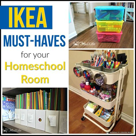 must for room ikea must haves for your homeschool room my filled