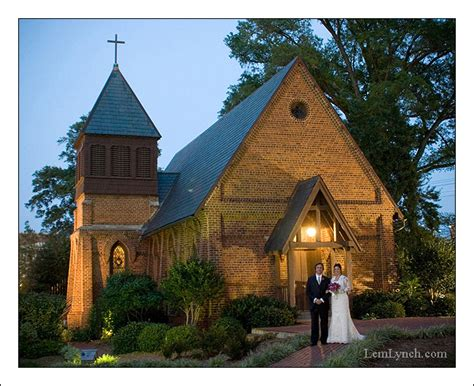 St. Mary's Chapel   Charlotte, NC Wedding Venue