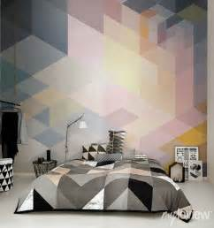 coloring wall murals 25 best ideas about geometric wall on