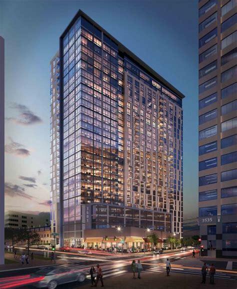 luxury high rise fosters  university city