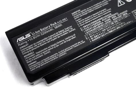 Battery Laptop Asus N43s battery performance asus n43sl chou special edition a bold statement hardwarezone sg