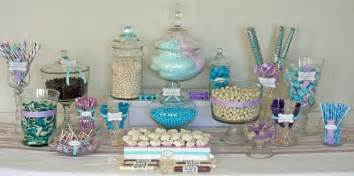 Sweet Buffet Table Baby Boy Shower Candy Buffet Ideas Sweet City Candy Blog