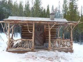 Small rustic cabin rustic exterior other metro by dead wood