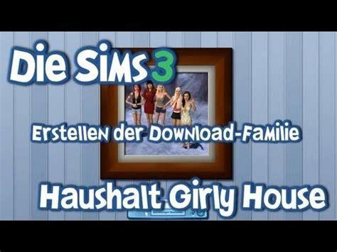 Sims 3 Haushalt 5838 by Die Sims 3 Erstelle Einen Haushalt Haushalt Girly