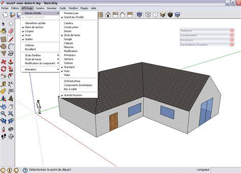 layout sketchup francais google sketchup maison corbusier maison citrohan 3d