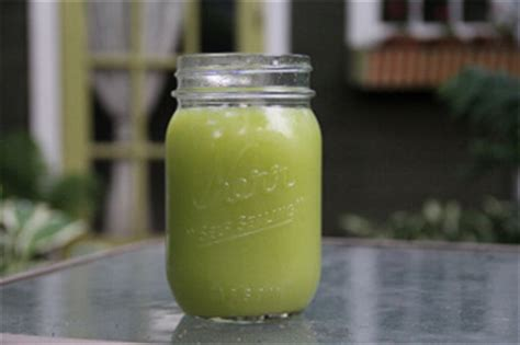 Cucumber Apple Fennel Detox by My Three Day Juice Cleanse Figgy And Sprout