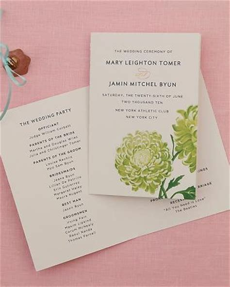 Wedding Floral Brochure by Floral Ceremony Brochure Business