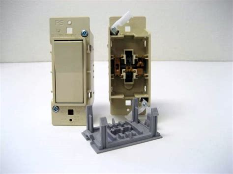Mobile Home Light Switch by Electrical Mobile Home Repair