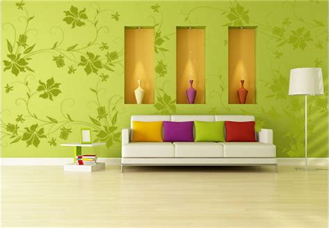living room wall stencils fabulously stunning flower wall stencil ideas for painting