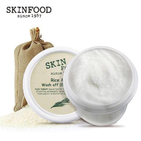 The Skinfood Rice Mask Wash cucumber gel reviews shopping cucumber gel reviews on aliexpress alibaba