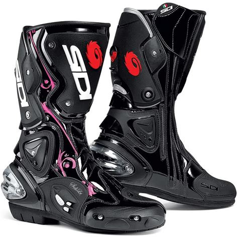 motorcycle road boots sidi vertigo lei lady motorcycle womens ladies race