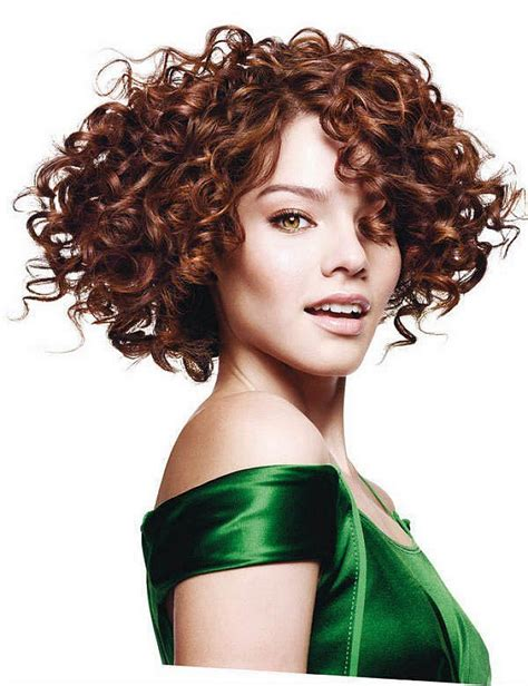 curly hairstyles glamour 21 stylish and glamorous curly bob hairstyle for women