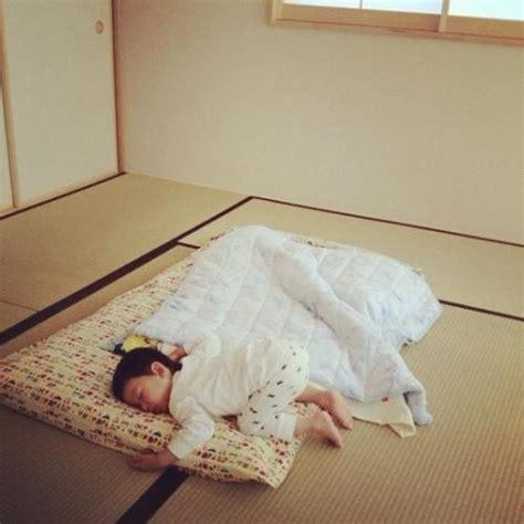 futon giapponese futon e tatami originali in pieno stile giapponese