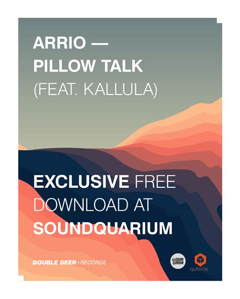 Pillow Talk Free by Arrio S New Single Featuring Kallula Of Kimokal Titled Pillow Talk At Soundquarium