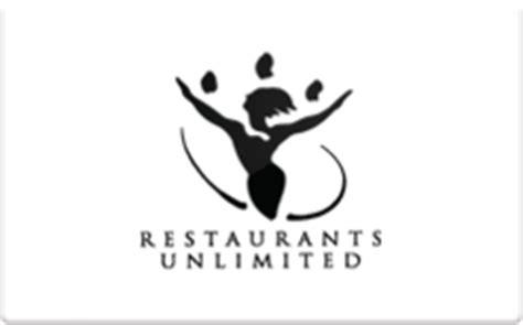 Sell Restaurant Com Gift Card - sell restaurants unlimited gift cards raise