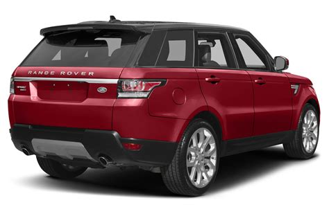 car range rover new 2017 land rover range rover sport price photos