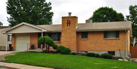 Eichler House Plans Denver S Single Family Homes By Decade 1960s