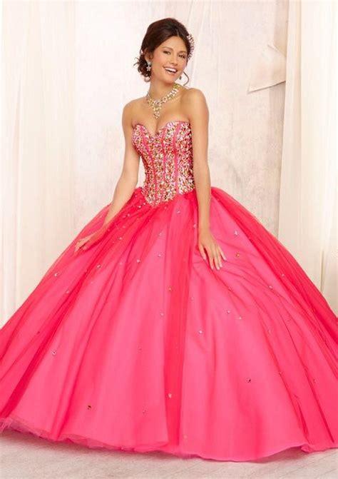 vestidos de xv rosados aquimodacom vestidos de boda vestidos imagenes de vestidos de 15 a 241 os rosados
