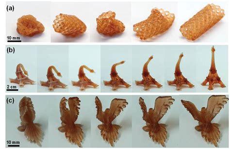 shape memory researchers use sla technology for shape memory polymers