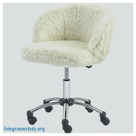 white fur desk chair white fuzzy desk chair taxdepreciation co