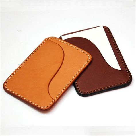 Leather Handcraft - 25 best ideas about leather card on card