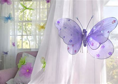 butterfly curtains for kids handmade kids room decorations cheap ideas for decorating