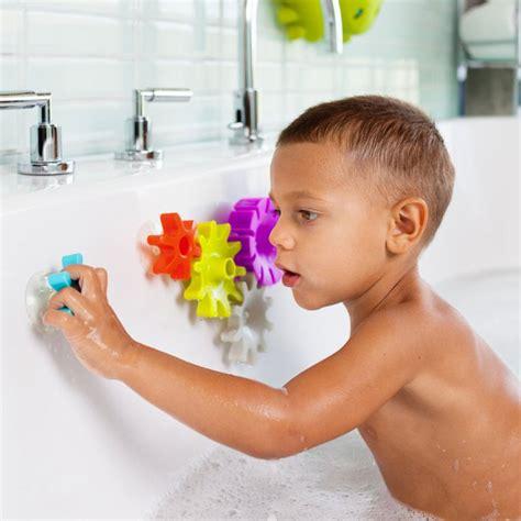 bathtub toys for boys boon cogs water gear bath toy