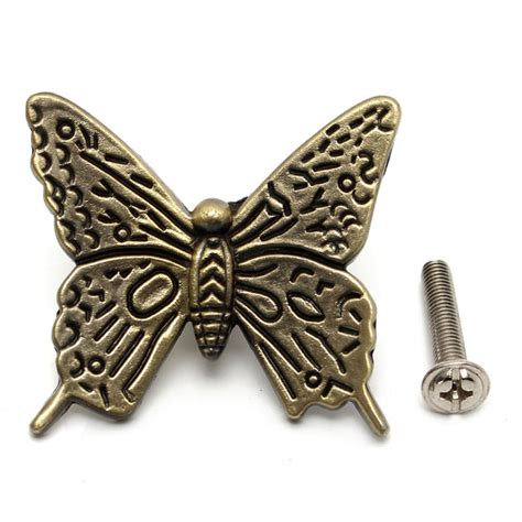 Butterfly Cabinet Knobs by Butterfly Cabinet Handles Kitchen Furniture Drawer Pull