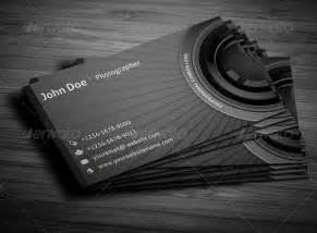 Photography Business Card Templates 17 Best Photography Business Card Templates Designscrazed