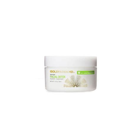 Goldfaden Md Detox Clarify Clear Mask Review by Goldfaden Md Detox Clarify Clear Mask