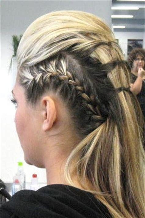 How To Do Rockstar Hairstyles | glamorous rockstar hairstyles the haircut web