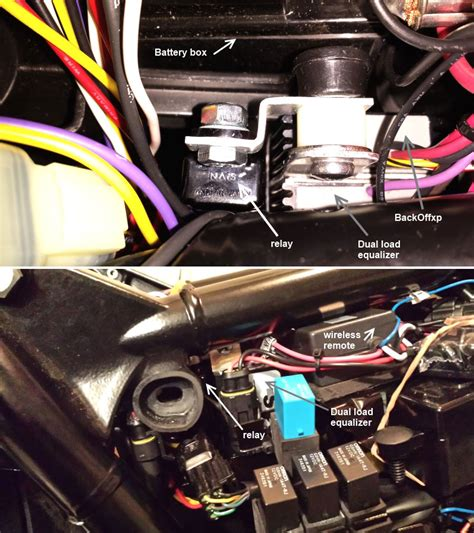 Saklar Remote triumph thunderbird 1600 wiring diagram triumph get free image about wiring diagram