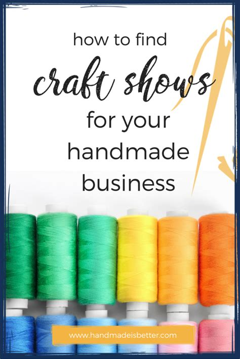 How To Start Selling Handmade Items - home handmade is better