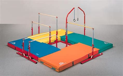 gymnastics equipment has changed with the times