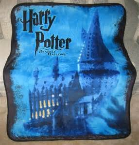 new harry potter deathly hallows hogwarts castle soft