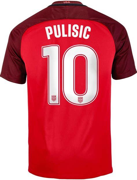 christian pulisic jersey 2017 nike christian pulisic usa 3rd jersey 2017 18