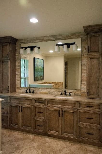 brentwood bathrooms brentwood master bath rustic bathroom nashville by