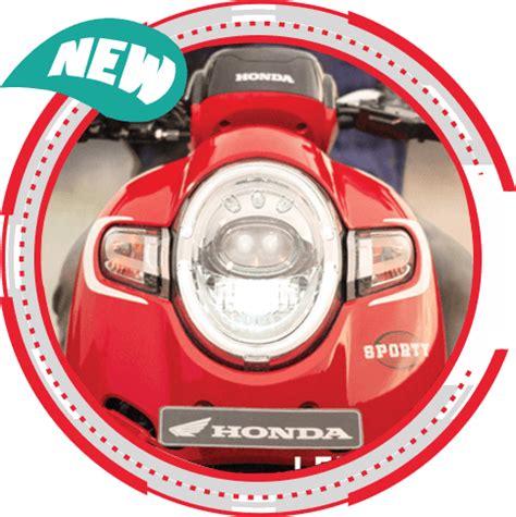 Lu Projector Honda Scoopy harga dan spesifikasi all new honda scoopy led facelift
