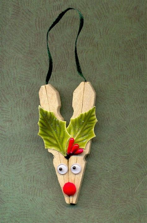 easy reindeer crafts for 25 unique reindeer ornaments ideas on