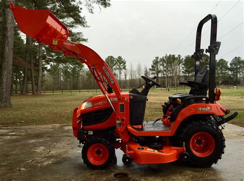 The Wet Bar Kubota Bx2670 Compact Tractor Price Attachments Specs Review