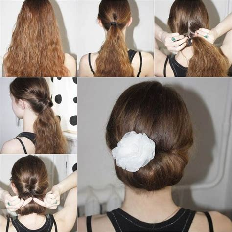 rachel hair styling step by step hair styling for girls step by step tutorial part 1 k4 craft