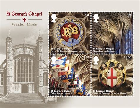 postage st rubber st castle great britain europa st set 15