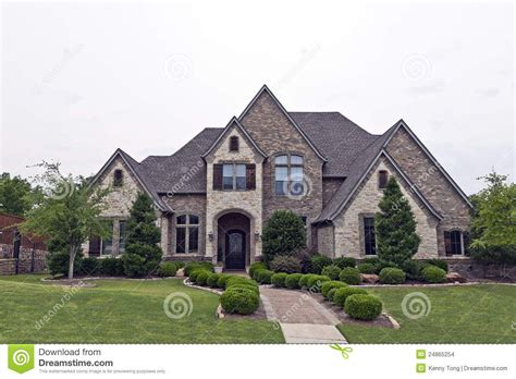 home exterior design brick and stone rock and stone homes beautiful two story luxury brick